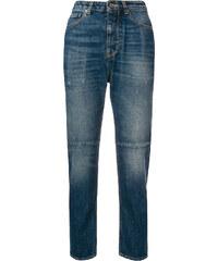Golden Goose Deluxe Brand straight-leg trousers - Blue 8628d10c92