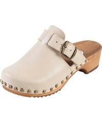 67169e2c9665 Béžové Dámske topánky z obchodu DrevakyBuxa.sk