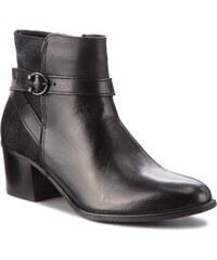 Magasított cipő TAMARIS - 1-25390-21 Black Blk Met 091 fbbba85515