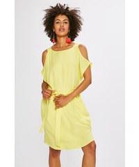 Žluté letní casual šaty - Glami.cz fbc287c2ba
