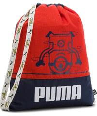 Hátizsák PUMA - Minions Gym Sack 75043 01 Peacoat Flame Scarlet 1077621103