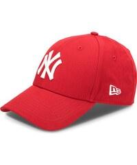 Baseball sapka NEW ERA - 940 Leag Basic Neyy 10531938 Piros 51a3eb7285