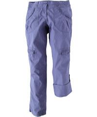 11c598dd1a7 BLUE SEVEN Dámské plátěné kalhoty roll-up