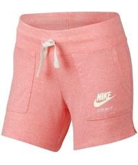 67876dfd95f Nike Sportswear Kalhoty  GYM VINTAGE SHORT YOUTH  růžová