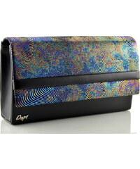 4c330e55d2 Mini kabelka Dapi lososová. Detail produktu · Koženkové psaníčko Dapi -  černo barevné