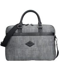 Panská pracovní taška Lee Cooper Albert - šedá 9a5bde8313