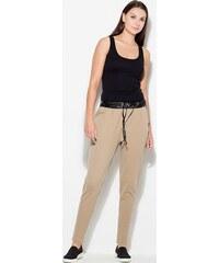 6d5c66142c0c Béžové Dámske nohavice z obchodu Londonclub.sk - Glami.sk
