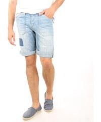Pepe Jeans pánské světle modré šortky 21bd3315621