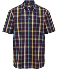 Pánská kostkovaná košile Glo Story - červená - Glami.cz f410569b3c