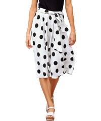 Bílé šaty s mašlí  86e76c960f