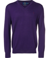 Polo Ralph Lauren perfectly fitted sweater - Purple eb269e39100