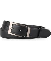 825aa8fa771 Penny Belts Pánský kožený opasek do obleku Penny Belts černý - Glami.cz