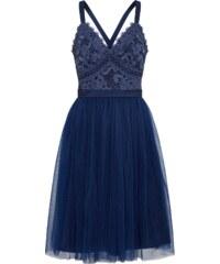 fb96add8167f Chi Chi London Kokteilové šaty Modré