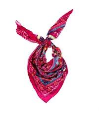 74f8986242b SIX Vintage květinový šátek na krk   vlasů - 70 70