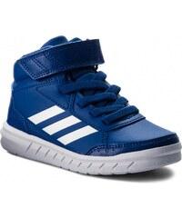Boty adidas - AltaSport Mid El K AQ0186 Croyal Ftwwht Cblack 1a04f7eb16