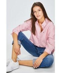 Červené dámské halenky a košile s dlouhým rukávem - Glami.cz 027af992c9