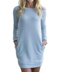 FashionFashion Dámské zimní šaty 1ec46b7f08