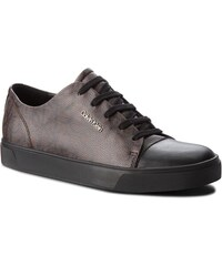 875189efb75 Sneakersy CALVIN KLEIN - Napoleon O11057 Chocolate