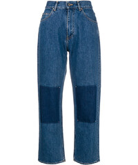 Golden Goose Deluxe Brand mid-rise jeans - Blue 762323b87e