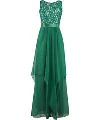 Dámské společenské šaty Ginia zelené - zelená 7d2039b81f