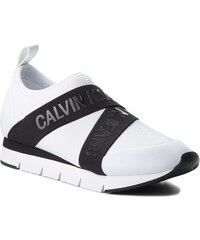 Sportcipő CALVIN KLEIN JEANS - Tonia RE9787 White 2ca6aaf3b1