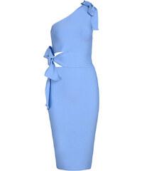 Dámské společenské šaty Beat modré - modrá ebf061aad8