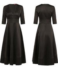 Dámské společenské šaty Kristela černé - černá faaba098093
