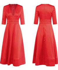 2baf2790451 Dámské společenské šaty Kristela červené - červená