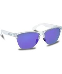 ff7a3f1c3 Slnečné okuliare OAKLEY - Frogskins Lite OO9374-0363 Matte Clear/Violet  Iridium