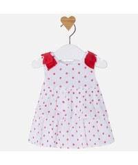 bba08a51e0b9 MAYORAL dievčenské šaty 1850-041 Poppy