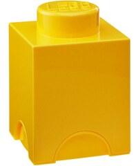 90d5f7ada LEGO Storage Malý úložný box - žltý - Glami.sk