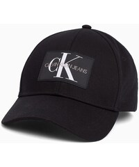 8216eb2dd22 Calvin Klein šedá kšiltovka CK Baseball Cap - Glami.cz