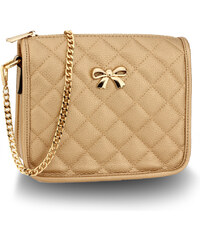 82bab44756 Anna Grace Luxusní kabelka AG00598 GOLD