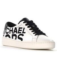 20f6651263 Tenisky Michael Kors Irving Lace Up Leather bílé 43T8IRFS1L