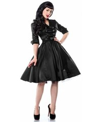 Čierne rockabilly retro šaty 12625 cd473105c7d