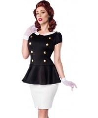 Perfektné retro šaty MADAM Belsira 50023 c9a4184ad52