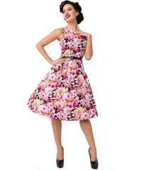 60d635e22802 Kvetované Šaty na svadbu z obchodu Selectafashion.com - Glami.sk