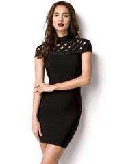 Čierne Šaty z obchodu Selectafashion.com  f9be2f6dfbf