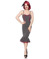 6b8b52103310 Úzke sexi retro šaty a la Marilyn Belsira 50082