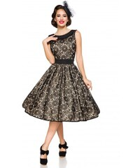b5cb2de661b6 Elegantné retro šaty Belsira a lá Audrey Belsira 50091