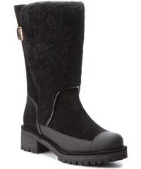 85cd4ba6aa67 Čižmy TORY BURCH - Sloan Shearling Boot 49198 Perfect Black Perfect Black  004