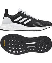 88b7baff4b601 Dámske bežecké topánky adidas Performance SOLAR GLIDE ST W (Čierna / Biela)