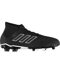 kopačky adidas Predator 18.2 pánské FG Black Black 435d4efdfa