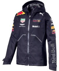 ea5da8181c Puma Red Bull Racing pánská bunda Rain navy F1 Team 2018 Puma  170781068502230