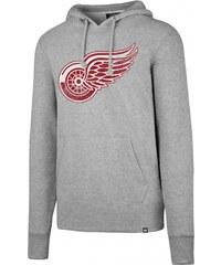 Detroit Red Wings pánská mikina s kapucí Knockaround Headline 47 Brand 46806 c58838a0fe