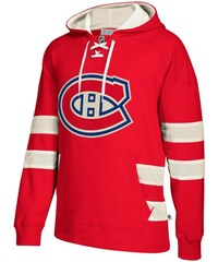 fe0ff31fb7 Montreal Canadiens Pánská mikina 2017 CCM Jersey Pullover Hoodie Red CCM  44187