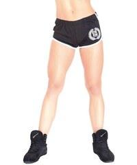 Dámské fitness šortky Aesthetic Black - GymBeam 3ece2d04ae