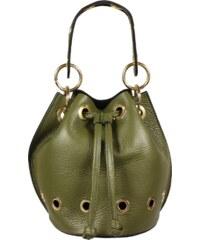 ae0ed11d63 Štýlová dámska crossbody listová kabelka zelená - David Jones Effulgence  zelená. Detail produktu · NovaKabelka.sk Moderná kabelka Leontina Verde