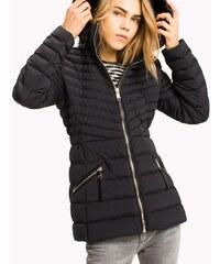 e7a7b1d3a4 Tommy Hilfiger dámská černá péřová bunda
