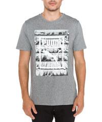 Puma pánská trička s potiskem - Glami.cz 98b6c7762e